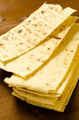 Pane Carasau, Sardinian Crispy Bread