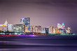 Miami Beach Skyline