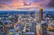 Atlanta, Georgia Skyine - 61054336