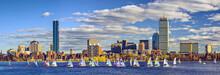 "Постер, картина, фотообои ""Boston, Massachusetts"""
