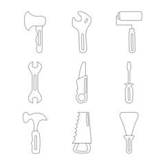 House tools icon