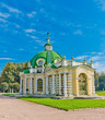 The Grotto Pavilion  in park Kuskovo, Moscow