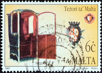 Cotoner Grandmasters' chair (Malta 1997)