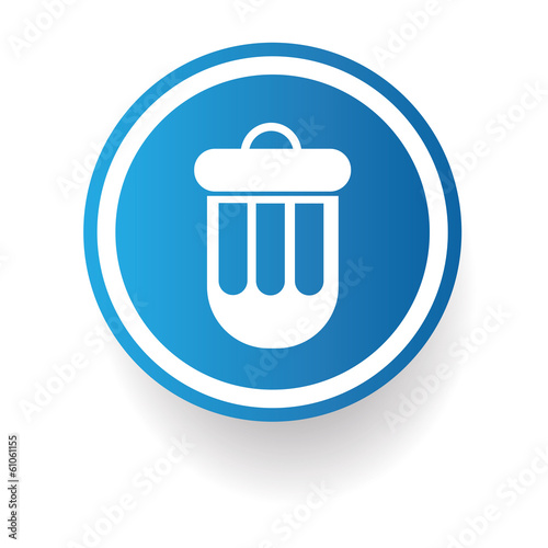 Bin sign,vector