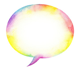 Speech balloon