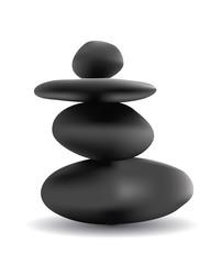 Zen Stones,vector
