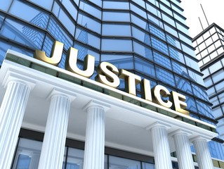 Justice building