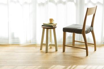 部屋の中にある家具