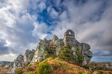 Roche Rock Cornwall England