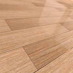 Ash wooden flooring tiles