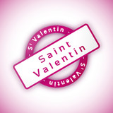 Saint Valentin - Illustration vectorielle