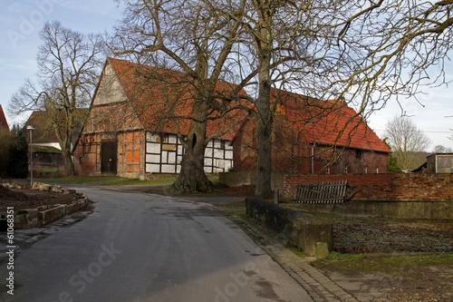 Bauernhaus in Wöbbel