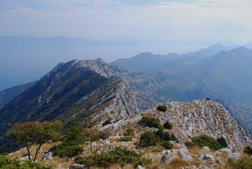 Mountain view sv. Ilija (961m)