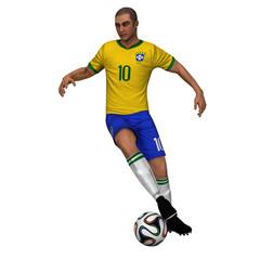 Brazil - Soccer Player