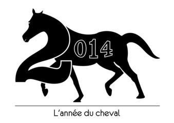 Cheval 2014