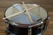 Drum and drumsticks - 61074153