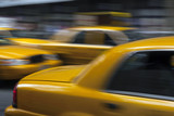 Fototapety Taxis , New York