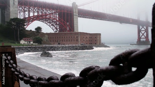 Golden Gate Bridge, San Francisco (Cities)