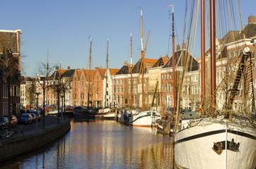Groningen harbour