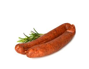 Knackwurst  (Mettwurst)