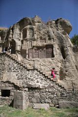 Armenia Geghard Monastery Khachkar  202k2030