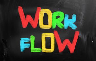 Work Flow Concept