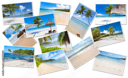 plages des Seychelles