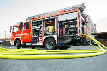 Feuerwehr - Feuerwehrfahrzeug
