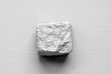 grauer kubus