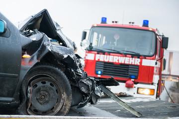 Unfall - Feuerwehr