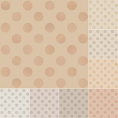 seamless recycled paper, cardboard pattern