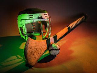 Hurling Equipment Color