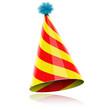 Obrazy na płótnie, fototapety, zdjęcia, fotoobrazy drukowane : Colorful Glossy Hat For Celebration.