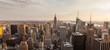 Obrazy na płótnie, fototapety, zdjęcia, fotoobrazy drukowane : New York City Panorama