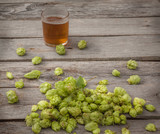 The use of hop cones for women's health and beauty