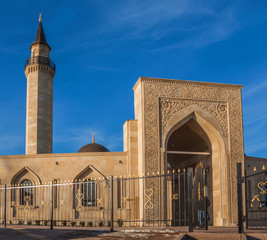 Mosque Ar-Rahma in Kiev, Ukraine