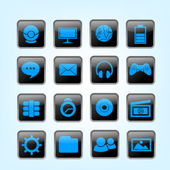 Desktop Icon Shiny Icon