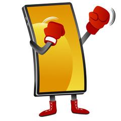 Boxing Smartphone