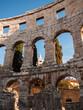 Colosseum, Pula, Croatia