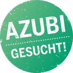 Button Azubi gesucht