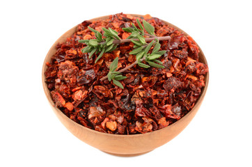 paprika and thyme