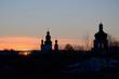 Вид на Елецкий монастырь, Чернигов