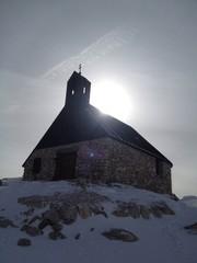 Kappelle im Sonnenschein