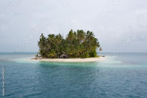 Paradise island, San Blas