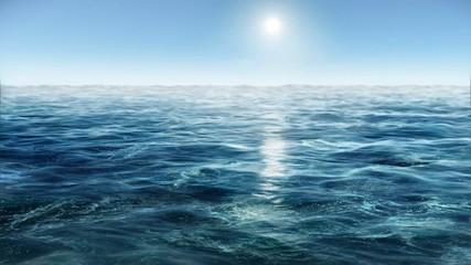 Ocean wave water 3D 720p