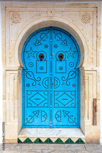 Foto op Canvas Tunesië oriental door