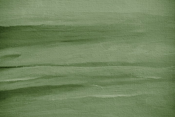 grey green abstract painting on a canvas oil