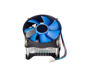 Electronic collection - CPU cooler