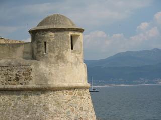 Corse -Ajaccio - Tour de la citadelle