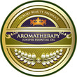 Aromatherapy - Juniper Essential Oil Label